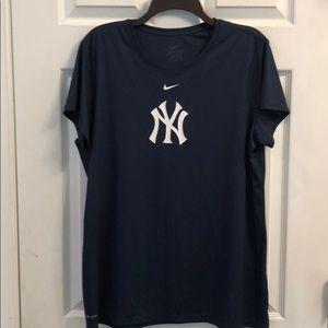 Nike Yankee DriFit tee